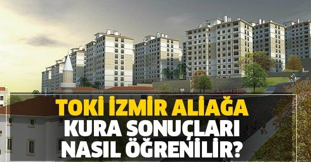 TOKİ İzmir Aliağa kura sonuçları sorgulama nereden yapılır?