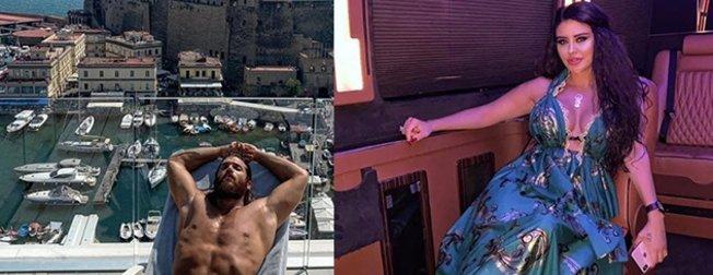 Can Yaman'ın İtalya pozuna Ebru Polat'tan olay yorum 'Bunu gördükçe evdekine...'