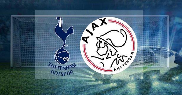Tottenham - Ajax maçı hangi kanalda?