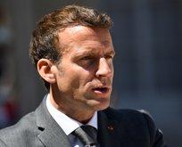 Macron bir kez daha haddini aştı