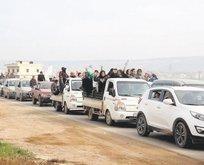 Cinderes'e terörist taşıdılar