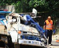 24 ölümlü kazanın yıldönümünde yine kaza!