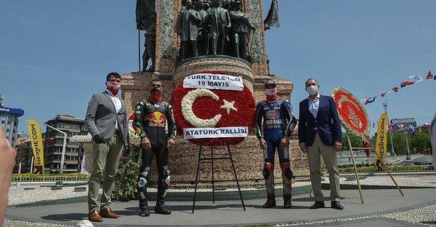 Türkiye tanıtımına ralli katkısı
