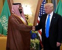 Trump'a Suudi Arabistan eleştirisi