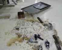 Ankara'daki Halk Ekmek Fabrikası'nda mide bulandıran görüntüler