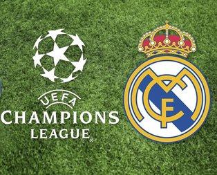 PSG Real Madrid maçı ne zaman, saat kaçta?