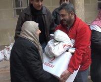 Mehmetçik Resulayn'da yaraları sarıyor!