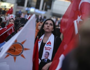 AK Parti'de büyük çoşku! Yurdun dört bir yanında zafer kutlamaları...