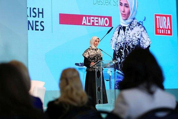 Güçlü Türkiyenin Güçlü Kadınları Zirvesine Yoğun Ilgi Takvim