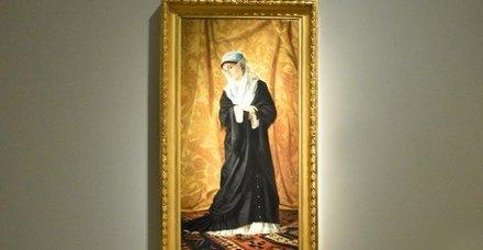 İstanbul Hanımefendisi tablosu rekor fiyata satıldı