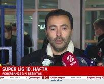 Beşiktaş Asbaşkanı'ndan derbi sonrası açıklama
