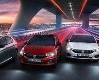 Fiat 2021 Şubat ayı 100 bin TL sıfır faizli krediyle otomobil kampanyası!