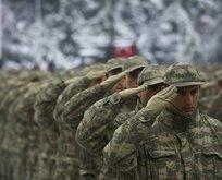 Uzun dönem askerler terhis edildi mi?