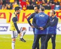 Maç öncesi Hasan Ali şoku