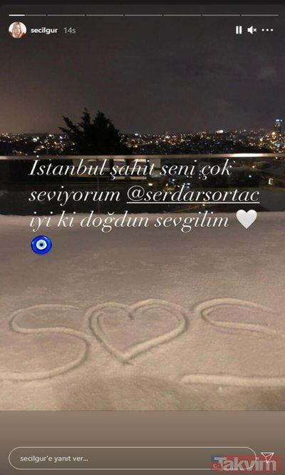 """Seçil Gür'den Serdar Ortaç itirafı! """"Serdar'ın hayatını ben yazacağım"""""""