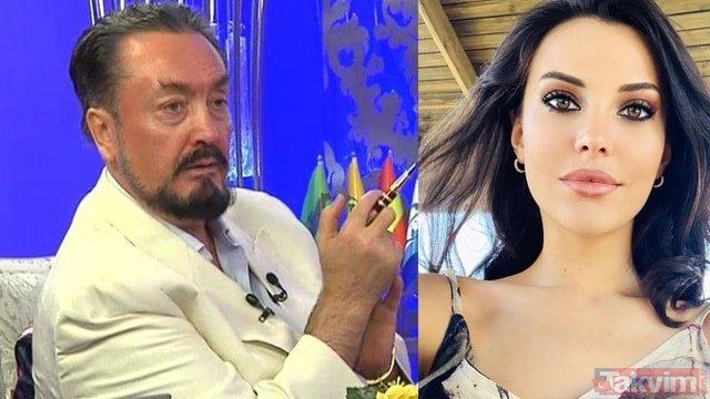 Fenerbahçeli Alper Potuk'un sevgilisi Tuvana Türkay hakkında Adnan Oktar gerçeği