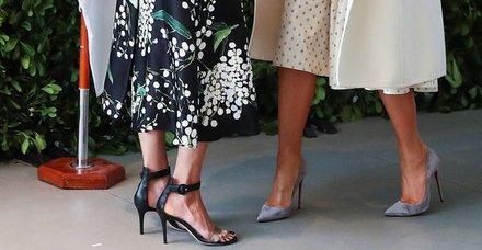 Arjantin'de düzenlenen G20 zirvesinde First Lady'ler damga vurdu