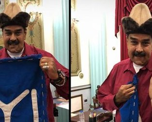 Maduro: Bu dizi sayesinde Müslüman olacağım
