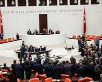 Seçim önergesi Mecliste kabul edildi