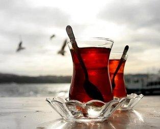 Çay bardağı emoji olsun