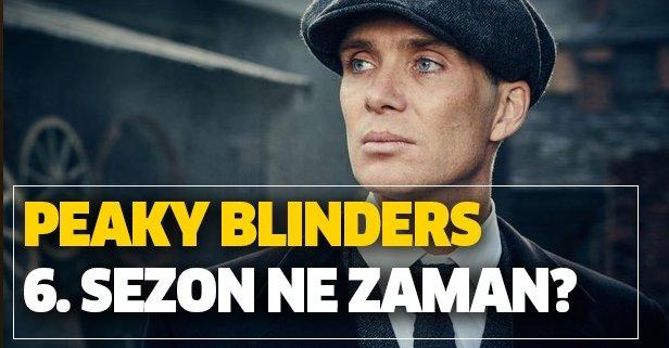 Peaky Blinders 6. sezon ne zaman?