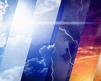 Meteorolojiden 2 ile son dakika yağış uyarısı!