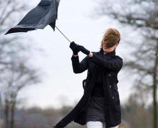 Meteoroloji'den son dakika kuvvetli rüzgar uyarısı!