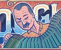 Astor Piazzolla Doodle oldu! İşte Astor Piazzolla biyografisi