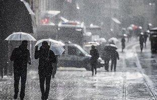 Meteoroloji uyardı! Çarşamba gününe dikkat!