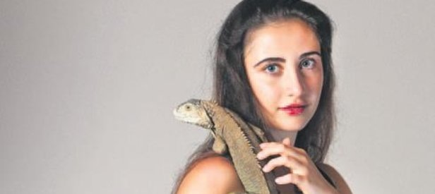 İguana aşkına!