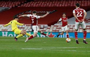 Arsenal'e Villareal şoku