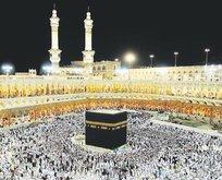 2 milyon Müslüman hacı oldu