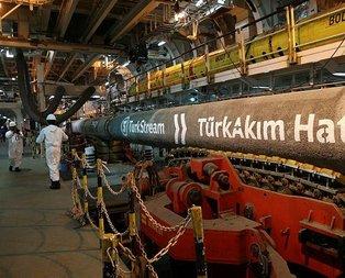TürkAkım'ın deniz etabı tamam