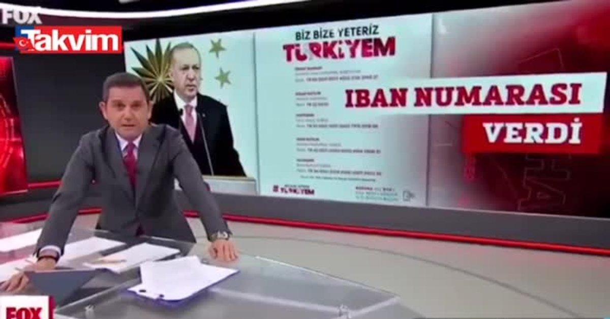 Amerikan FOX'un provokatörü Fatih Portakal'dan skandal yerel ...
