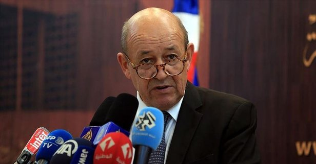 Fransa'dan Esad rejimi ve Rusya'ya kınama