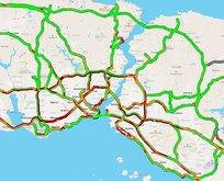 Yola çıkacaklar dikkat! İstanbul kızarıyor