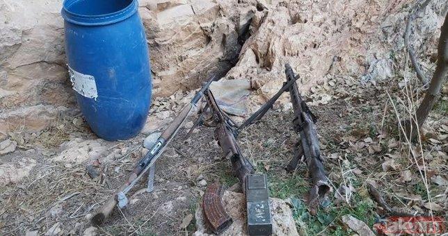 SON DAKİKA: PKK'ya