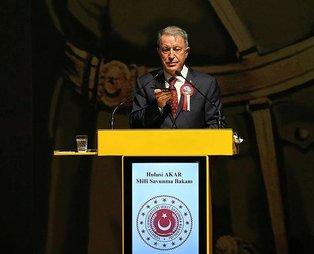 Milli Savunma Bakanı Hulusi Akar: NATO Genel Sekreterinin girişimini destekliyoruz