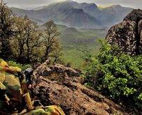 4 PKK/YPG'li terörist artık yok