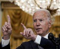 Biden'den 'Afganistan' açıklaması!