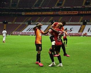 Aslan evinde kayıp! MAÇ SONUCU: Galatasaray 3-3 Gaziantep