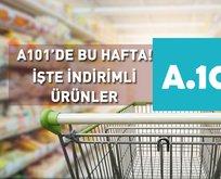 A101 29 Kasım Perşembe aktüel ürünler kataloğu! Bu hafta hangi ürünler indirimli?
