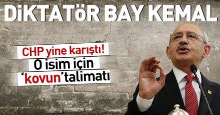 CHP karıştı! Kılıçdaroğlundan Ali Uluşahin için kovun talimatı