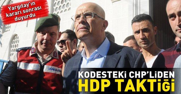 Kodesteki CHPli vekilden HDP taktiği!