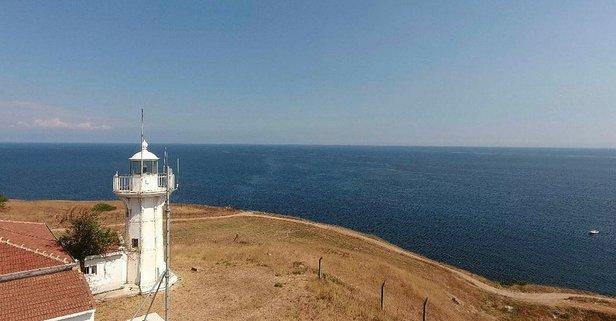 159 yıldır denize ışık tutuyor!
