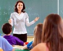 Bakandan öğretmenlere müjde