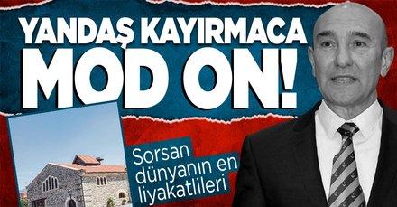 CHP'li Tunç Soyer'in yönettiği İzmir Büyükşehir Belediyesi'nden yandaş vakıfa görülmemiş kıyak!