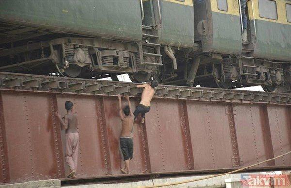 Sadece Hindistan'da olabilecek şeyler...