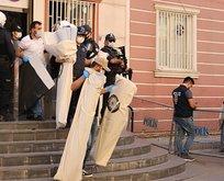 HDP il eş başkanlarına şok! Gözaltına alındılar