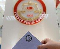 Yerel seçim takvimi Resmi Gazete'de